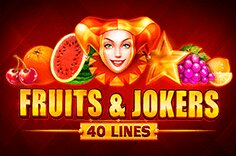 Fruits and Joker